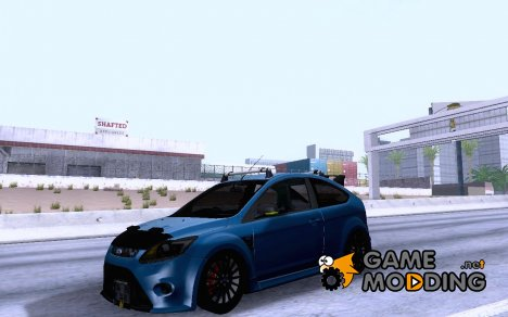 Ford Focus RS Tuning для GTA San Andreas