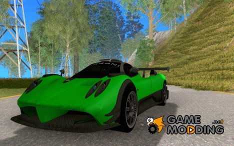 Pagani Zonda R beta for GTA San Andreas