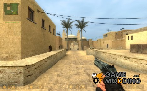 Damascus_Deagle for Counter-Strike Source