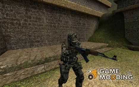 MGS Dododo CT для Counter-Strike Source