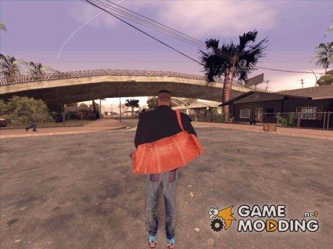 Кожаная сумка для GTA San Andreas
