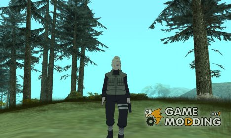 Яманака Ино из Наруто HD для GTA San Andreas