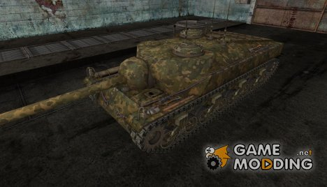шкурка для T28 №6 для World of Tanks