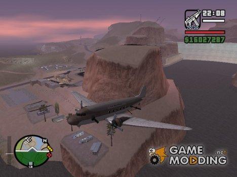 Nevada Artillado for GTA San Andreas