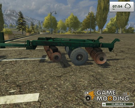 БГР 4.2 Солоха для Farming Simulator 2013