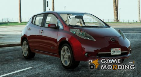 Nissan Leaf 2011 for GTA 5