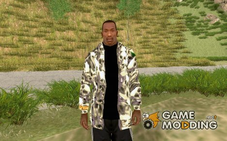 "Hoody ""skullz"" for GTA San Andreas"