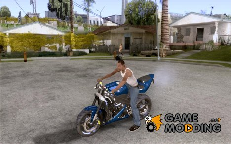 2005 Yamaha R1 for GTA San Andreas