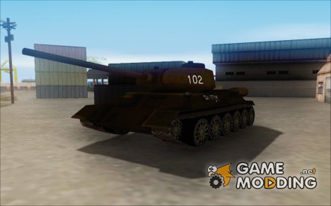 T-34-85 for GTA San Andreas