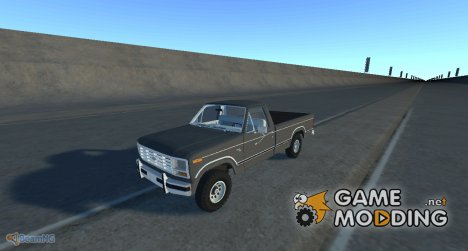 Ford F-150 Ranger 1984 for BeamNG.Drive