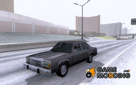Ford LTD Crown Victoria '85 для GTA San Andreas