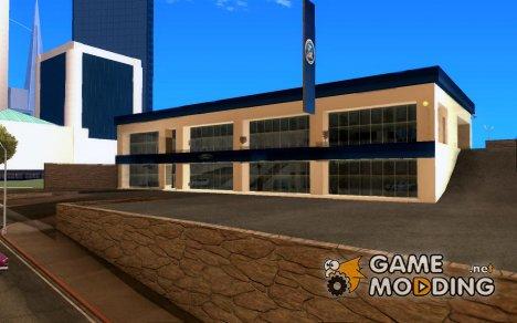 Автосалон Ford для GTA San Andreas