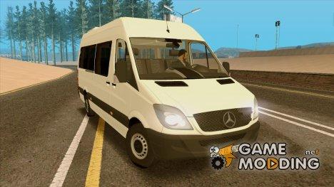 Mercedes-Benz Sprinter 315 CDI for GTA San Andreas