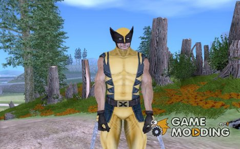 Росомаха (Wolverine) для GTA San Andreas