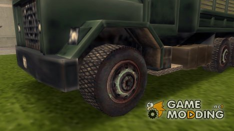 Apokalypse Wheels for GTA 3
