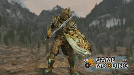 Chillrend Set для TES V Skyrim