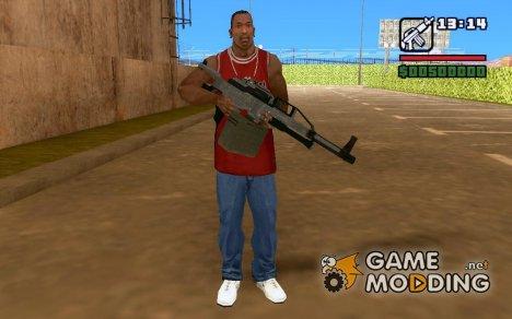 ПКП Печенег (Из COD MW3) для GTA San Andreas