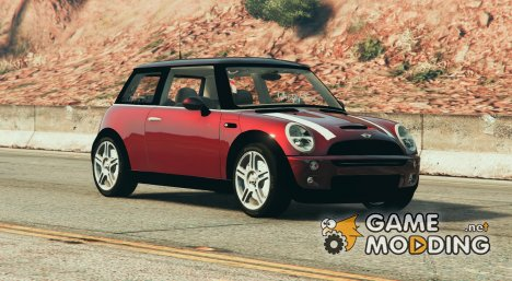 Mini Cooper S Euro for GTA 5