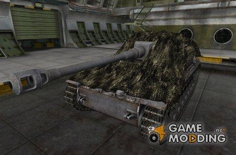 Ремоделинг маскировочная сеть для DickerMax для World of Tanks
