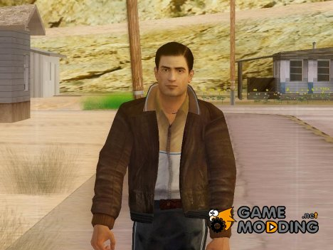 Vito Scaletta Niko Bellic Clothing для GTA San Andreas