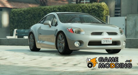 Mitsubishi Eclipse 2006 v1.2 для GTA 5