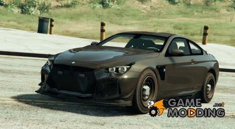 Vilner Bullshark FBI for GTA 5