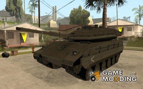 Merkava MK4 для GTA San Andreas