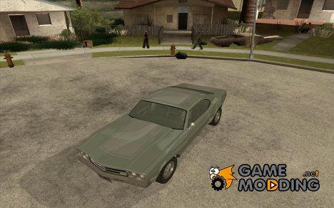 Sabre GT From GTA IV for GTA San Andreas