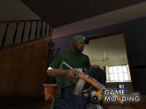Ruger Mini-14 из Gotham City Impostors для GTA San Andreas