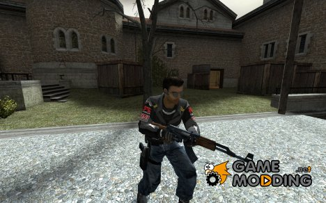 Suzuki Gsxr L33T for Counter-Strike Source