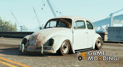 1963 Volkswagen Beetle Rat for GTA 5