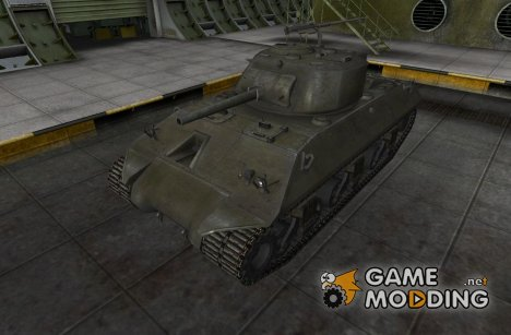 Ремоделинг для T14 for World of Tanks