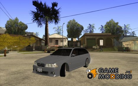 BMW M5 E39 530tdi Touring for GTA San Andreas