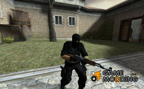 Shadow Ops terror для Counter-Strike Source