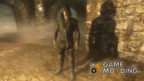 Garrett Thief Armor для TES V Skyrim