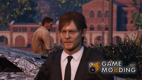 Norman Reedus 1.0 (4K) for GTA 5
