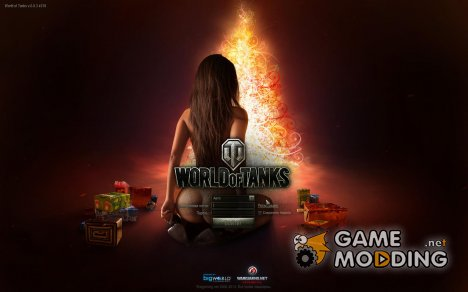 Заставки Babe for World of Tanks