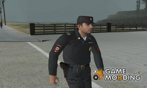 Форма спецслужб for GTA San Andreas