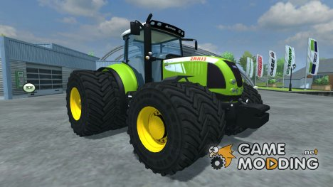 Claas Arion Pegas V 2.0 для Farming Simulator 2013