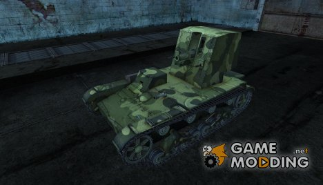 Шкурка для СУ-26 №8 для World of Tanks