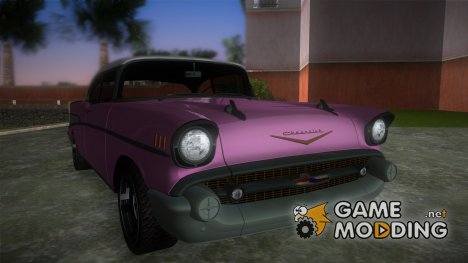 Chevrolet Bel Air 1957 for GTA Vice City
