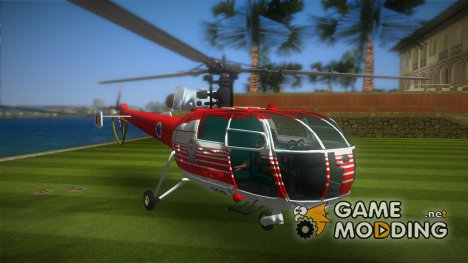 IAR-316B Alouette III for GTA Vice City