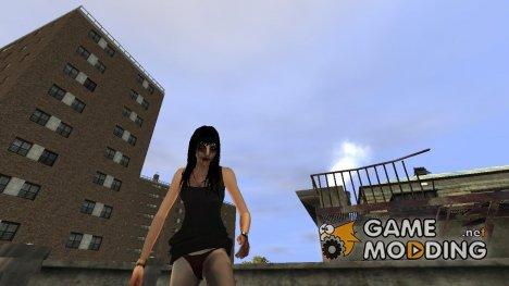 Самара Морган for GTA 4