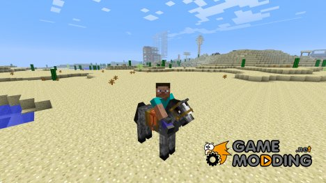 Simply Horses Mod 1.5.2 for Minecraft