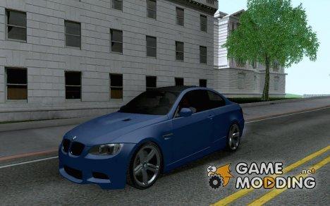 2008 BMW M3 e92 for GTA San Andreas