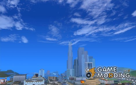 Timecyc Los Angeles для GTA San Andreas