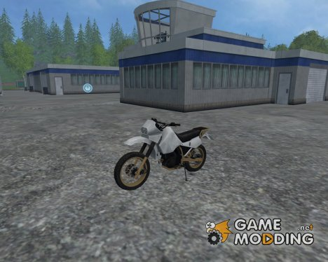 Kawasaki KLR650 for Farming Simulator 2015