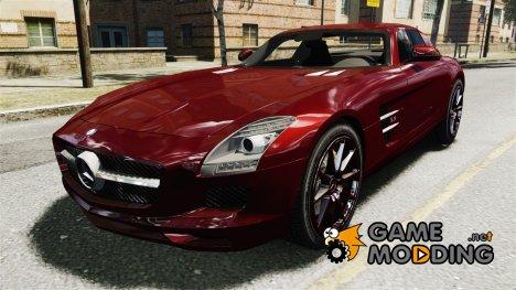 Mercedes-Benz SLS 63 AMG v2.0 [EPM] for GTA 4