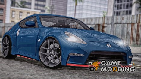 Nissan 370Z (Z34) Nismo for GTA San Andreas