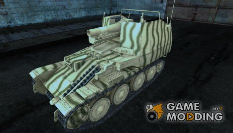 Grille for World of Tanks